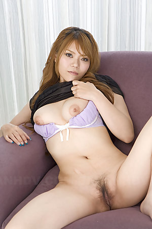 Slutty Asian gal Eri Aihara gets teased well