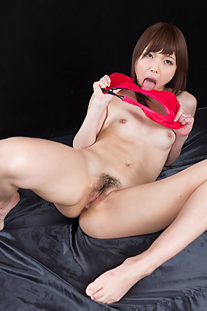 Shino Aoi Gets Her Panties Filled with Cum